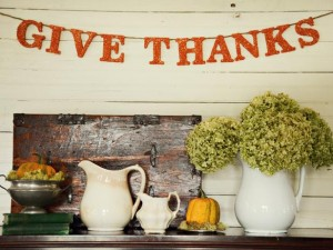 Making Your New House Feel like Home at Thanksgiving