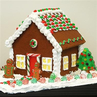 Wednesday Woodlands Community Event: Gingerbread House Workshop ...