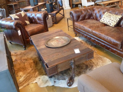 Funky Furniture Stores In Austin Square Cow Movers