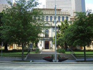 Haunted History of Houston