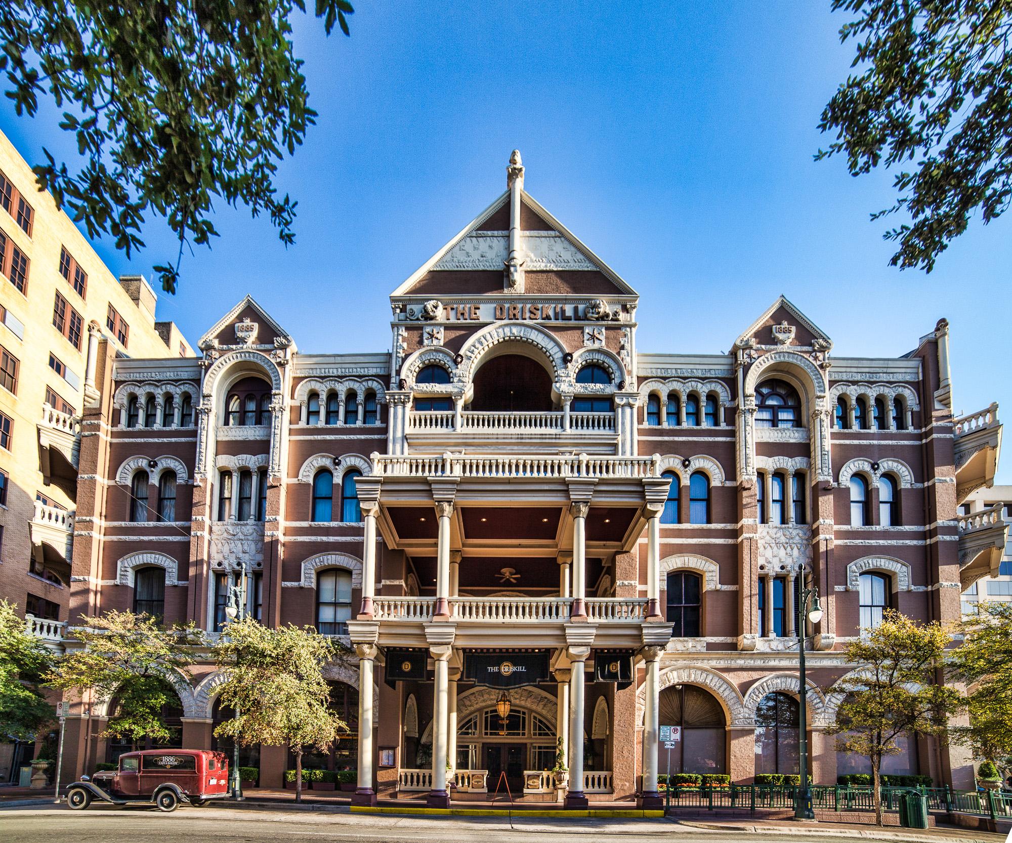 Haunted House Tour Austin Texas