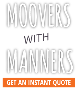 Moover with Manners - Get an instant quote now