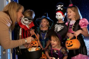 Neighborhoods With the Best Trick or Treating in Austin