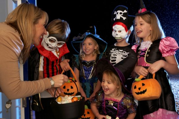 Neighborhoods With The Best Trick Or Treating In Austin Square Cow