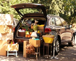 Car Packing Tips From the Moving Pros