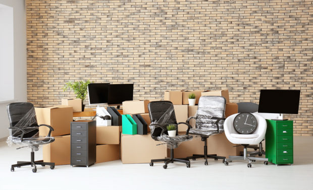 the only thing more stressful than a residential move is an office move every hour an office is in transit money is lost for the business