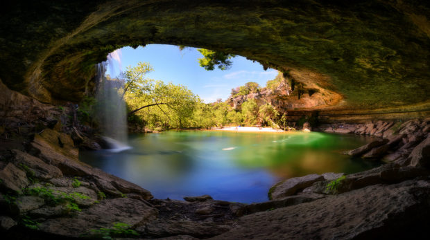 Staying Cool At Central Texas Best Swimming Holes